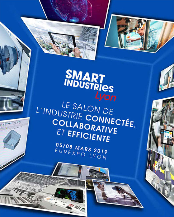 Visuel Smart Industrie Lyon 2019 v2